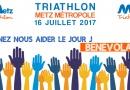 Devenir bénévole – Triathlon Metz Métropole