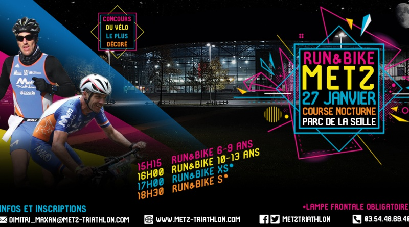 Appel à bénévoles pour le Run and Bike du 27 janvier