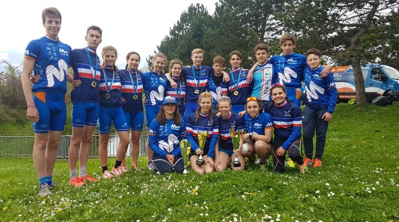 Championnat de France Jeune Duathlon