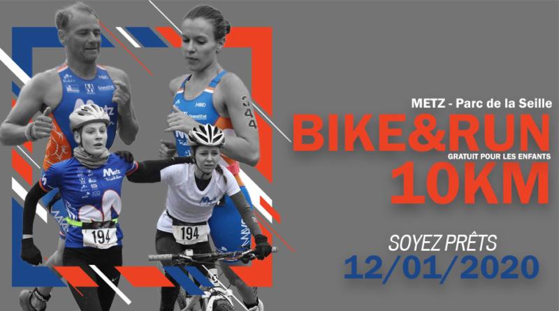 BIKE&RUN / 10 KM Course à pied